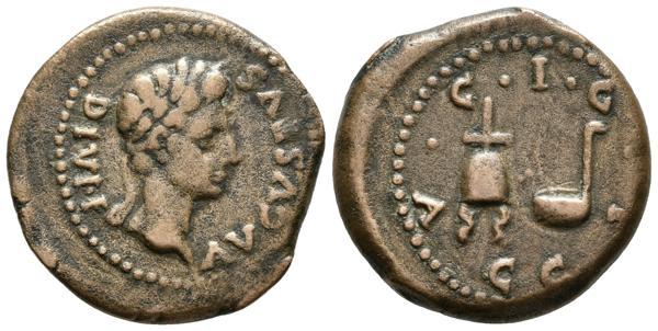 45 - Celtiberian coins