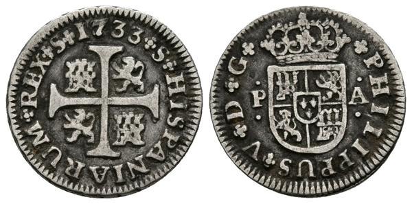 853 - Monarquía Española