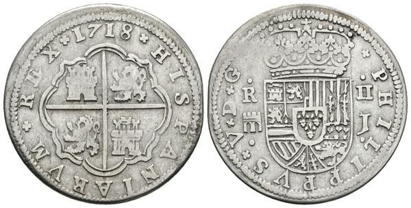 864 - Monarquía Española