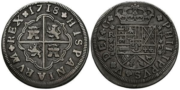 867 - Monarquía Española