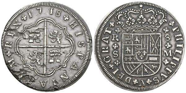 875 - Monarquía Española