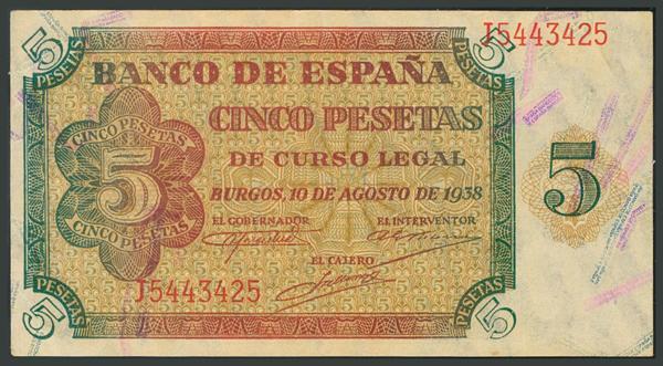 103 - Billetes Españoles