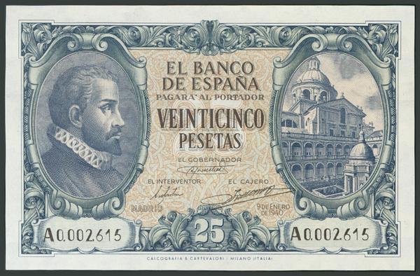 106 - Billetes Españoles