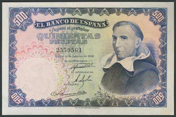 141 - Billetes Españoles