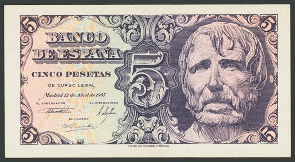 143 - Billetes Españoles