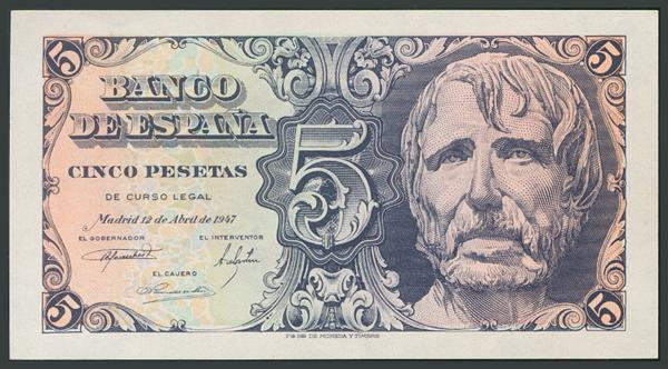 144 - Billetes Españoles