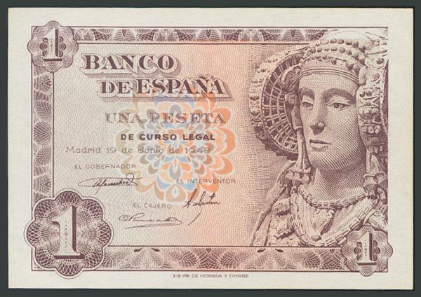149 - Billetes Españoles