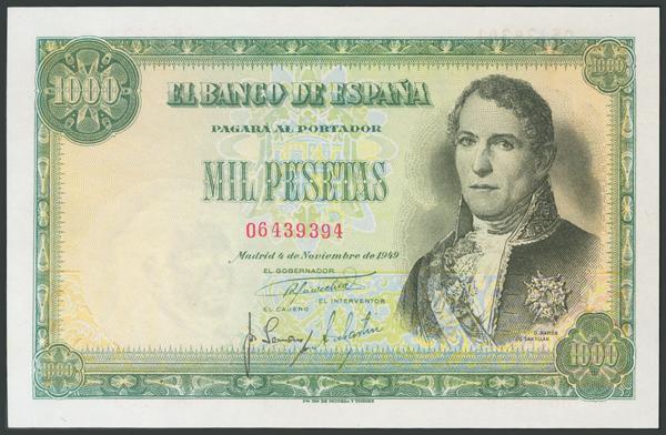 151 - Billetes Españoles