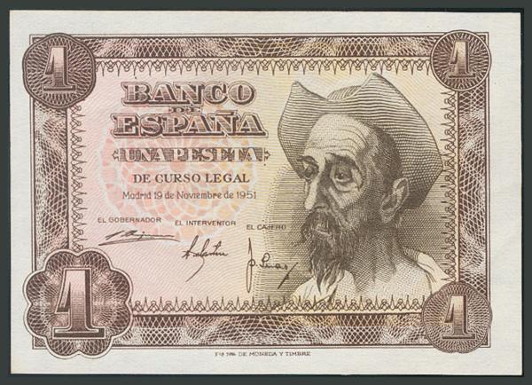 155 - Billetes Españoles