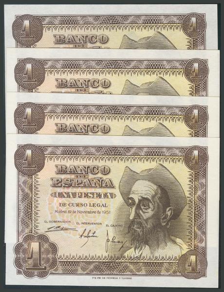 156 - Billetes Españoles