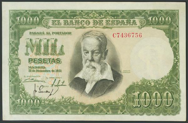 159 - Billetes Españoles