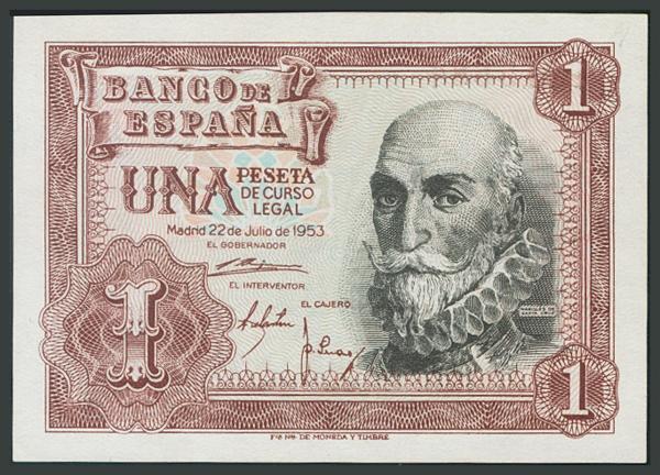 164 - Billetes Españoles