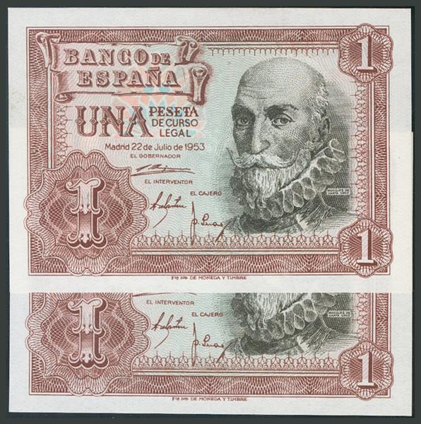 165 - Billetes Españoles