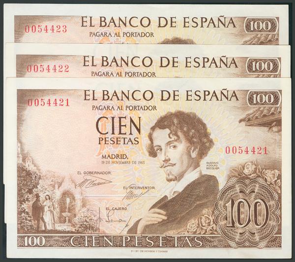 177 - Billetes Españoles