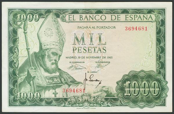 178 - Billetes Españoles