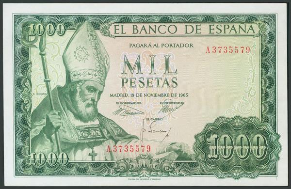 179 - Billetes Españoles