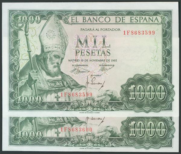 181 - Billetes Españoles