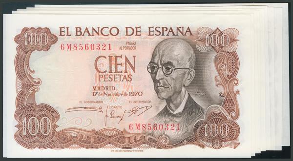 183 - Billetes Españoles