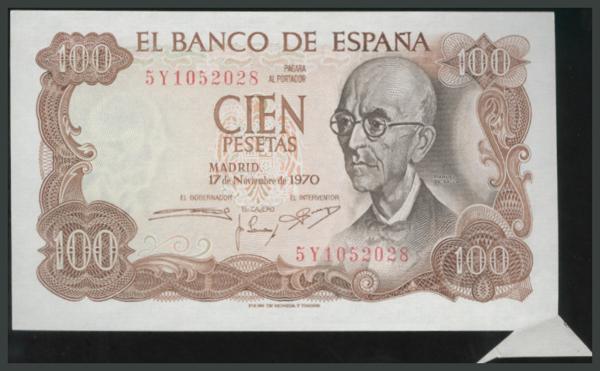185 - Billetes Españoles