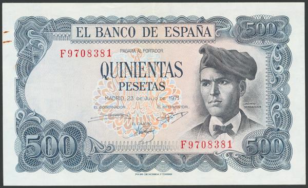 189 - Billetes Españoles