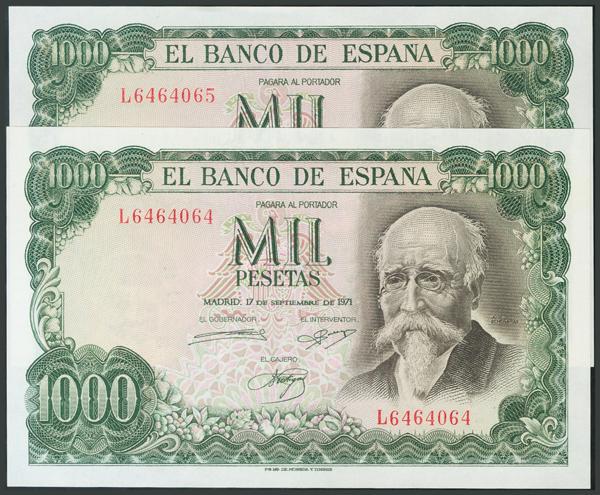 191 - Billetes Españoles