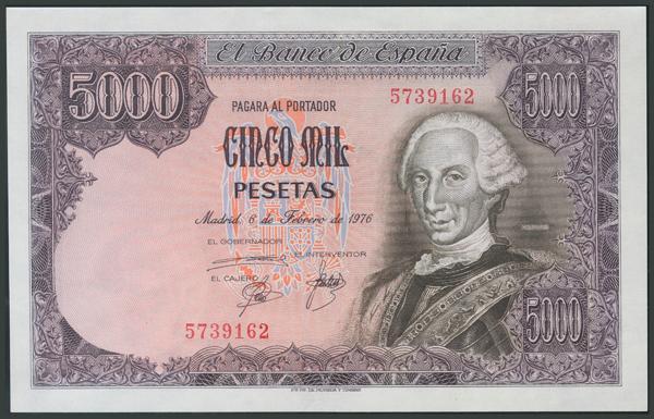 192 - Billetes Españoles