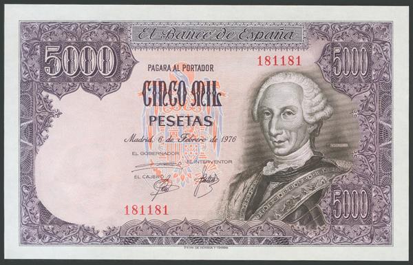 193 - Billetes Españoles
