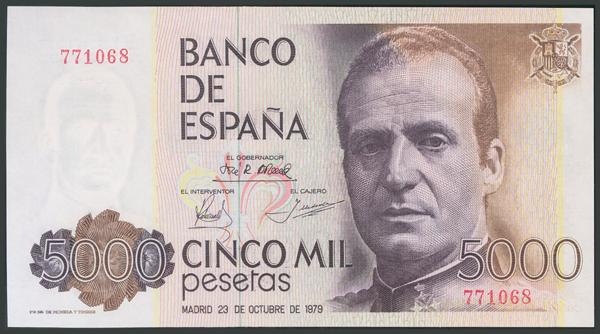 196 - Billetes Españoles