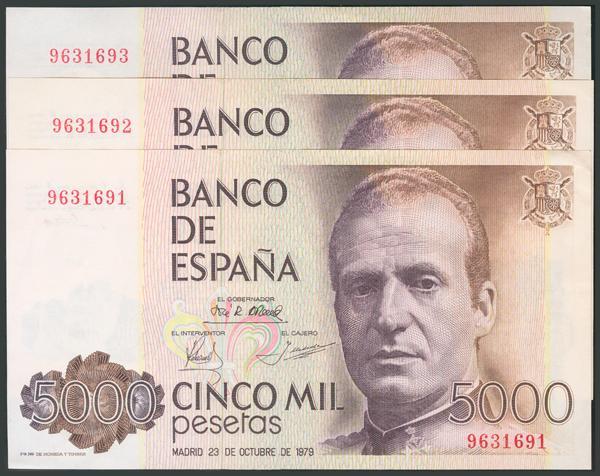 197 - Billetes Españoles