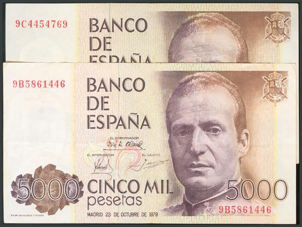 199 - Billetes Españoles