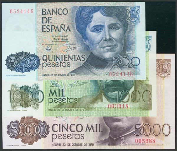 200 - Billetes Españoles
