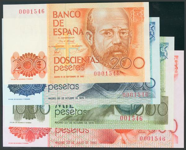 204 - Billetes Españoles