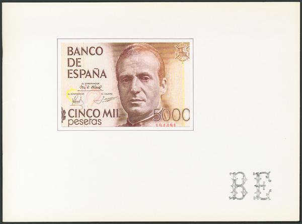 208 - Billetes Españoles