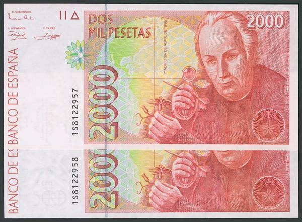 210 - Billetes Españoles