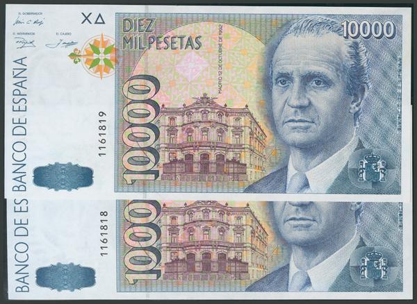 221 - Billetes Españoles