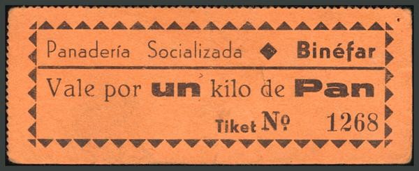 239 - Billetes Guerra Civil