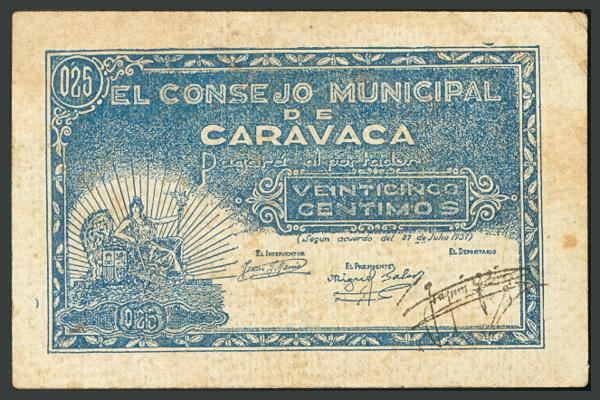 241 - Billetes Guerra Civil