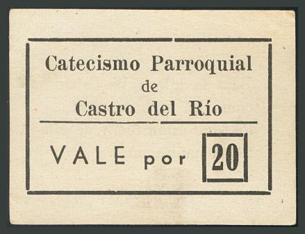 243 - Billetes Guerra Civil
