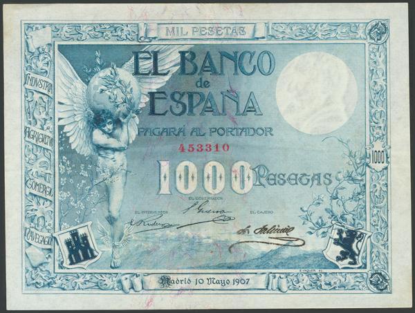 24 - Billetes Españoles