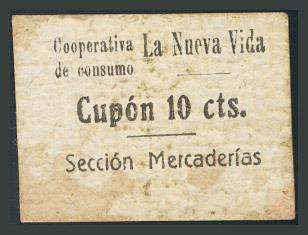 255 - Billetes Guerra Civil
