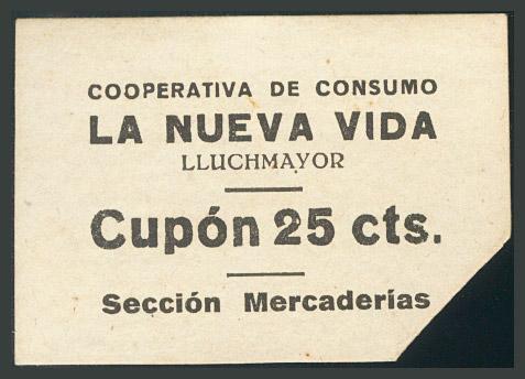 256 - Billetes Guerra Civil