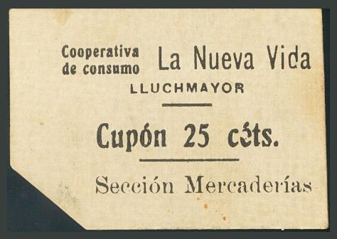 257 - Billetes Guerra Civil