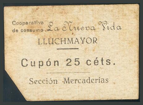 258 - Billetes Guerra Civil