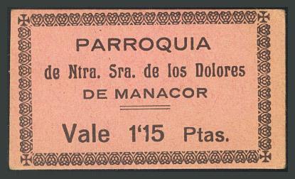 265 - Billetes Guerra Civil