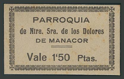 266 - Billetes Guerra Civil