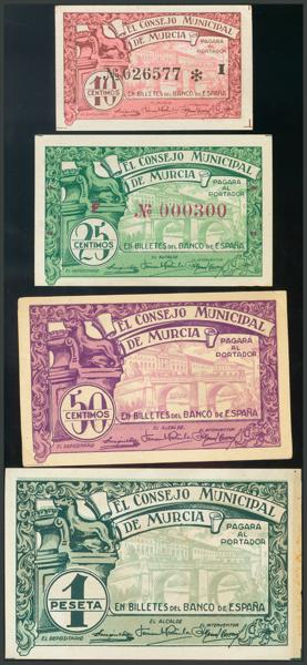 272 - Billetes Guerra Civil