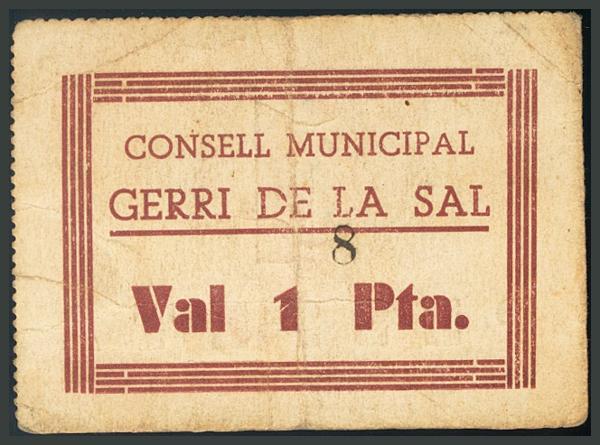 297 - Billetes Guerra Civil
