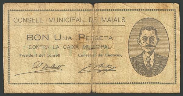 299 - Billetes Guerra Civil