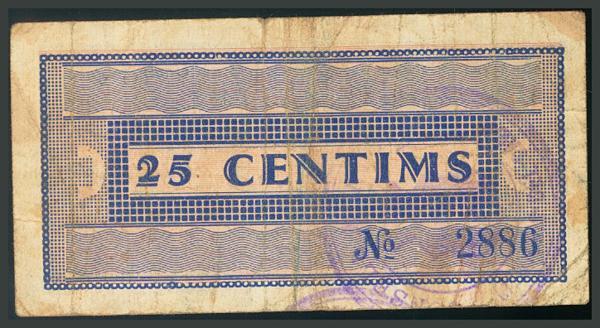 302 - Billetes Guerra Civil