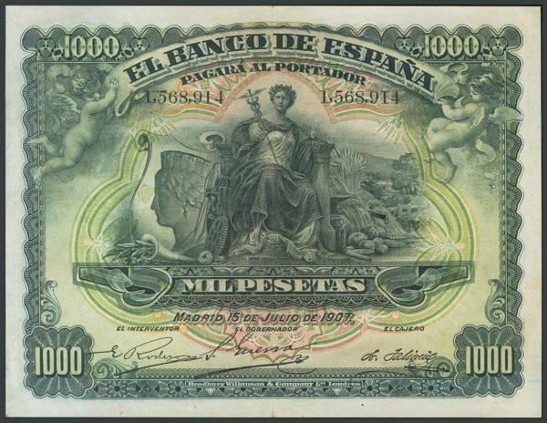 30 - Billetes Españoles